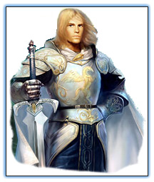 Norrin Radd - Paladin of the Silver Flame