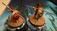Hoplite Warriors for Zellak's RPG
